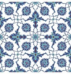 Traditional arabic seamless ornament vector