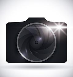 Camera design vector