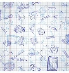 School background vector
