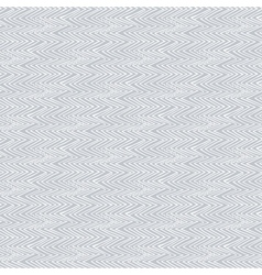 Elegant pattern with zigzag lines in silver grey vector