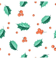 Holly berry vector