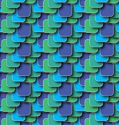 Background with blocks vector