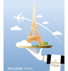 Exclusive france vector