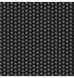 Carbon fiber texture seamless pattern vector