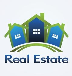 Real estate vector