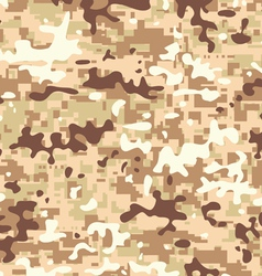 Digital multicam camouflage vector