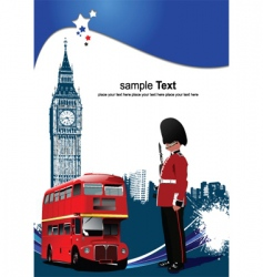 London images vector