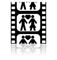 Movie date vector