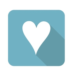 Hearts icon vector