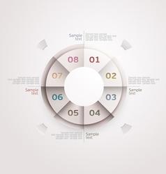 Design circle vector