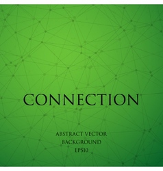 Lines geometric connections vector