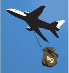 Aero bag vector