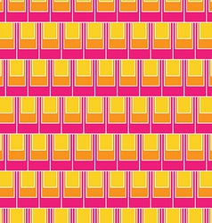 Seamless rectangular tile pattern vector