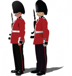 Cold stream guards vector