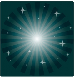 Star night vector