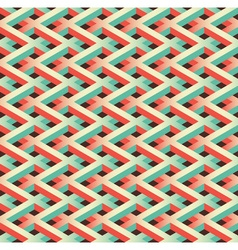 Green chain link fence vector