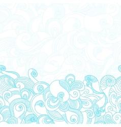 Wave texture background vector