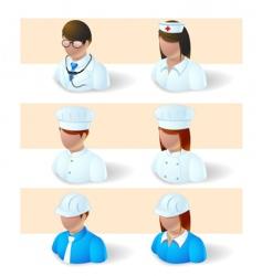 Employment icon vector