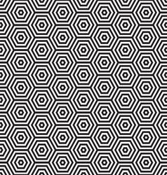 Retro seventies pattern vector