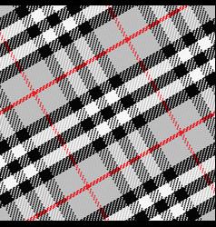 Pattern scottish tartan 1 vector