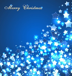 Christmas beautiful background vector