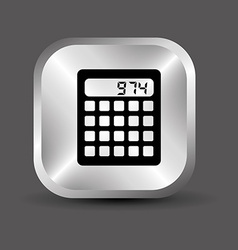 Calculator design vector
