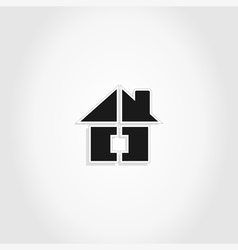 Small house2 vector