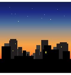 Cityscape design vector