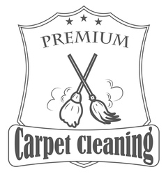 Premium carpet vector