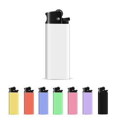 Lighters vector
