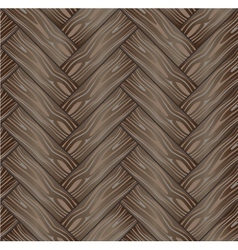 Seamless background a wooden parquet 4 vector