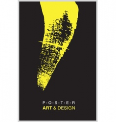 Design poster vector