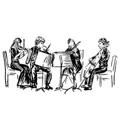 Quartet vector