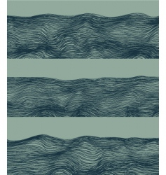 Abstract river background vector