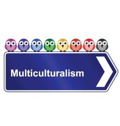 Multiculturalism vector