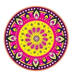 Culture art floral vector