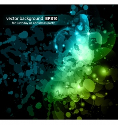 Abstract space vector