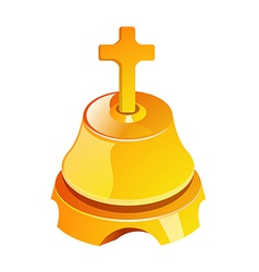Icon bell vector