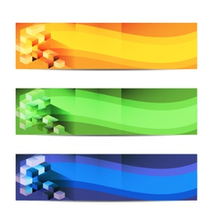 Horizontal banner 234 x 60 eps 10 vector