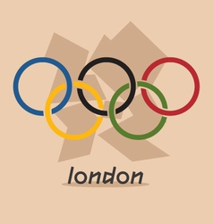 London olympics 2012 vector