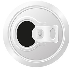 Can of beer 02 vector