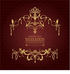 Al 0809 invitation 02 vector