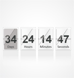Countdown 1 vector