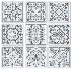 Al 0810 tiles vector