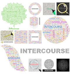 Intercourse vector