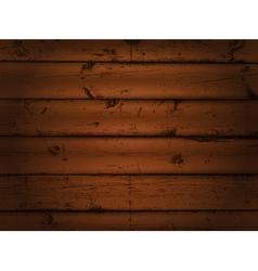 Boards dark background vector