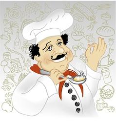 Chef vector