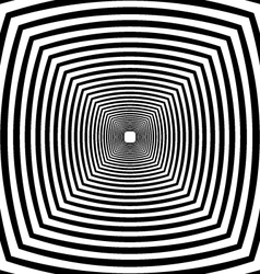 Optical for hypnotherapy or psychic vector