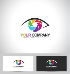 Photographer photography design vector