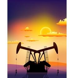 Petrol pomp vector